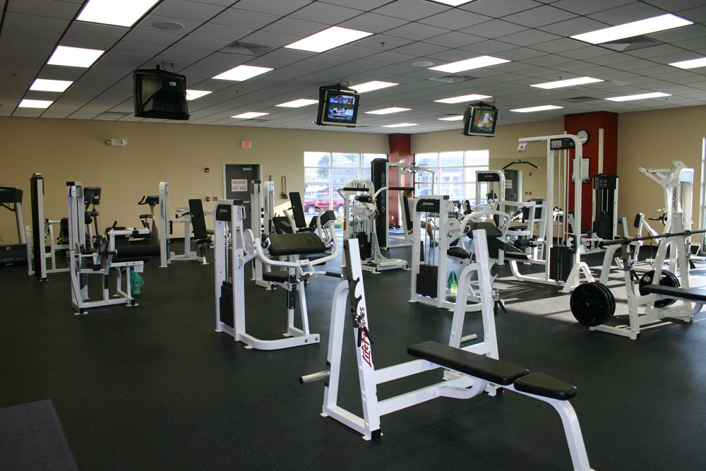 Iowa Central: Fitness Center (REC)