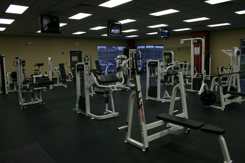 Iowa Central: Fitness Center (REC)