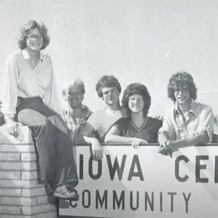 Check out the history of Iowa Central