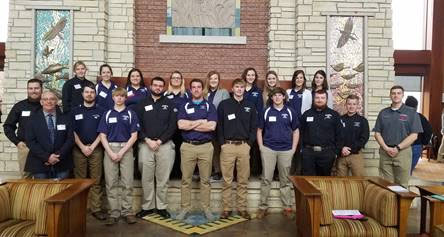 Iowa Central PAS Students Compete at State Conference