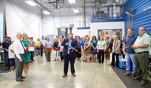Iowa Central opens doors on state-of-art training center