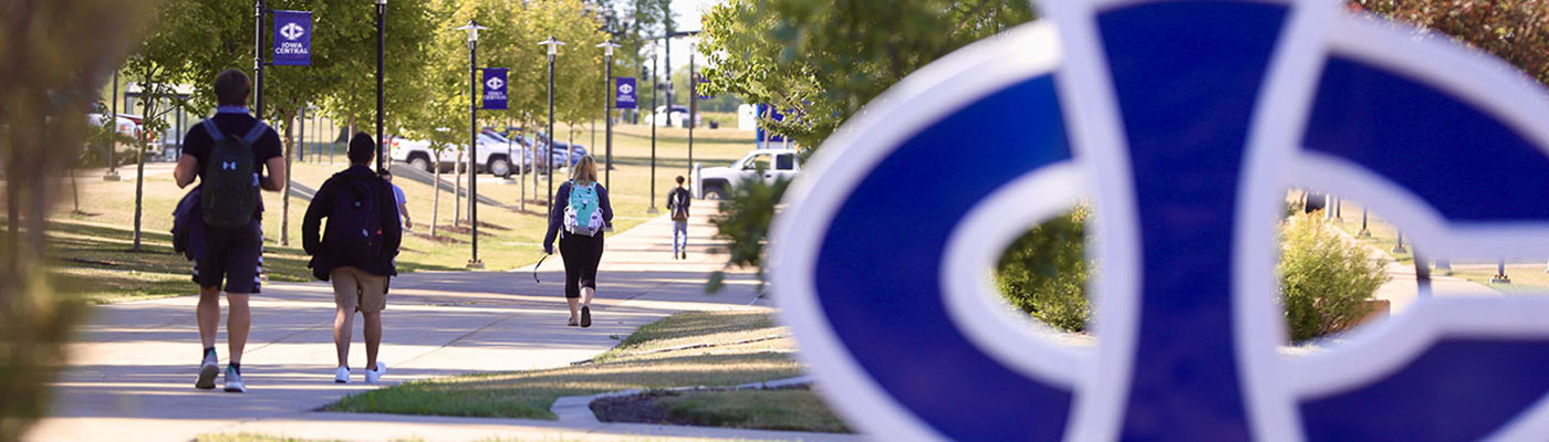 Schedule a Campus Visit and see everything Iowa Central has to offer.