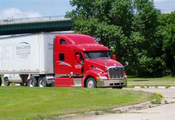 Iowa Central Transportation Technology Center Ttc Photo